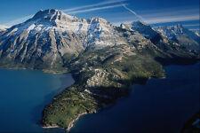 736077 Waterton Lakes National Park Alberta Canada A4 Photo Print