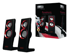 Sweex Purephonic 20 Watt USB PC Speakers - Laptop PC computer desktop Speakers