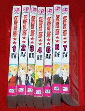 Aishiteruze Baby Volume 1,2,3,4,5,6,7 Manga SET DRAMA Anime Graphic Book ENGLISH