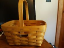 New ListingLongaberger Basket - Celebrating 150 Years Canfield Fair - 1996