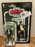 Star Wars Vintage Collection HAN SOLO (BESPIN) VC50 Kenner Figure NOC NEW SS