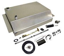 1963-72 Chevy GMC Truck EFI Ready Aluminum Fuel Gas Tank,  Bed Fill 19 Gallon