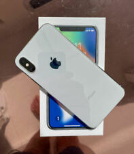 Apple iPhone X - 256GB - Silver (T-Mobile) A1901 (GSM) Unlocked