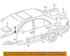 Mercedes MERCEDES-BENZ OEM 98-03 E320-Stereo Speaker Audio 2108208702
