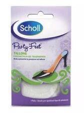 2x Scholl Party Feet Ultra Slim Invisible Gel, Foreign Language
