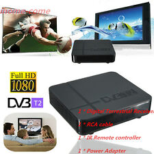DVB-T2 H.265 Full HD 1080P High Definition Digital Terrestrial Receiver EU RB