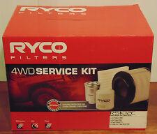 RSK12C RYCO 4WD Service Kit for NISSAN Pathfinder R51 Navara D40 YD25 2.5 Diesel