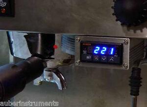 PID kit for Rancilio Silvia Espresso, Blue Display, Pre-infusion