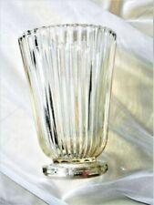 Vases de décoration Art déco en cristal