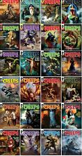 Creeps Magazine Issues #1 - 25 New Unread Copies - You Pick - Finish Your Series