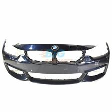 BMW SERIE 4 F32 F33 F36 M SPORT PARAURTI ANTERIORE BLU SCURO 2014-2017 511180545 02