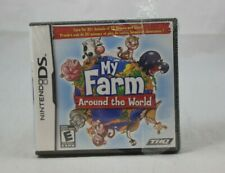 My Farm Around the World Nintendo DS NEW