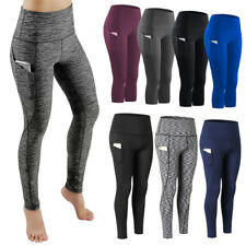 NEW Womens Workout Leggings Sports Yoga Gym Fitness Pants Athletic Clothes G43