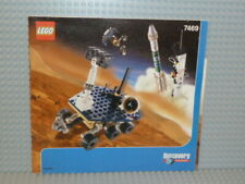 LEGO® Discovery Bauanleitung 7469 Mission to Mars ungelocht instruction B2474