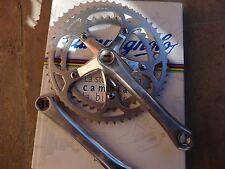 Vintage Galli Stronglight crankset 52/42 170mm L'Eroica