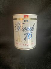 French 76 8 Oz. Beer Can by National Brewing Co. Nb-228