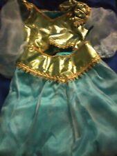 Princess Jasmine Costume Size Child Medium M Ornamentations