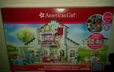 NEW! Mega Bloks American Girl BUILDING SET Grace's 2 in 1 Buildable Home PLAYSET