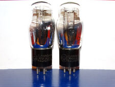 2 x #26 RCA Cunningham/Radiotron Tubes *Very Strong Pair *Hot Stamped Bases*