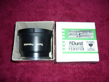 DURST Femotub Lensboard Extension Tube for L1200 etc Lens Board