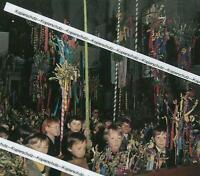 Kundl in Tirol : Palmsonntag in der Pfarrkirche - um 1965/70     Y 20-7
