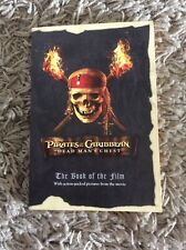 Disney  Pirates of the Caribbean  Book of Film by Parragon Plus (Paperback,...