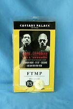 Southpaw HBO/Guest TV Pass Movie Props Jake Gyllenhaal