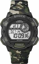 Timex Expedition Digital Resin Strap Wristwatches