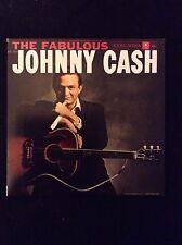 Johnny Cash / The Fabulous Johnny Cash - Import CD - Brand New
