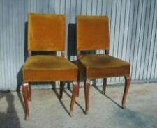 PAIRE de CHAISES style anglais / LOUIS XV★BROCANTIC★ANTIQUITÉS/BROCANTE/OCCASION