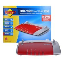 AVM FRITZ!Box Fon WLAN 7390  Wireless Router ISDN/DSL