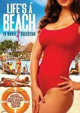Life's A Beach - 10 Movie Collection,New DVD, Grant Cramer,Michael Winslow,Debra