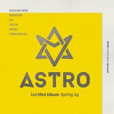 ASTRO-[SPRING UP] 1st Mini Album CD+Poster+Photo Book+Post Card+Photo Card K-POP