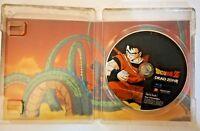 Dragon Ball Z The Movie Dead Zone BLU-RAY Digitally Remastered DBZ w/ Case