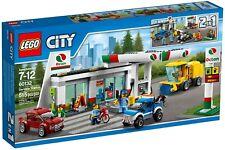 LEGO City 60132 Service Station (BRAND NEW)