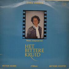 """OST - SOUNDTRACK - HET BITTERE KRUID - LOEK DIKKER  12""""  LP  (M773)"""