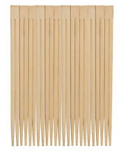 Pack of 10 Bamboo Chopsticks by Chef Aid Reusable