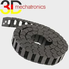 Schleppkette Energiekette Radius 2.5cm 10mmx20mm  Kabelführung CNC 3D Drucker