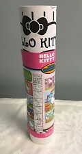 Hello Kitty Coloring Roll 25 pages Sanrio Horizon 2013
