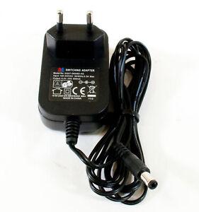 GS GQ07-060060-AG AC Switching Adapter 6V 600mA Power Supply Europlug H460