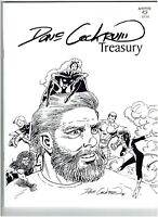 Dave Cockrum Treasury 1996 Unpublished Work Prints Hard To Find High Grade