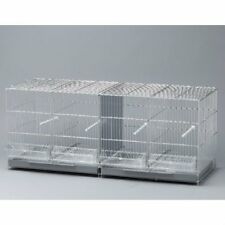 Cage for birds breeding of 1 m Canaries Goldfinches, Parakeets, 100x34.5x4