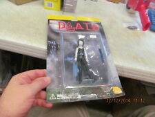 DC DIRECT Vertigo - Sandman --- DEATH -- On Card -- Nice Figurine --