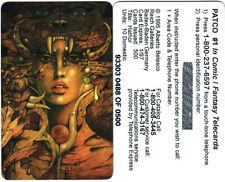 Alberto Belasco Hathor Collectible Phone card