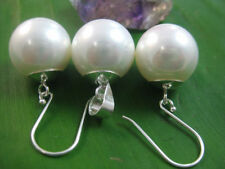 White Simulated Sterling Silver Fine Jewellery