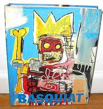 Jean Michel Basquiat Monograph Tony Shafrazi Glenn O'Brien Keith Haring Italian