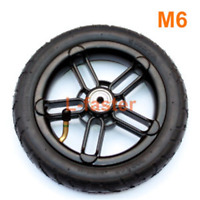 8 Inch Inflated Wheel For E-twow S2 Scooter M6 Pneumatic Wheel With Inner Tube