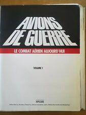 ALBUM Avions DE GUERRE VOLUME 1 ATLAS
