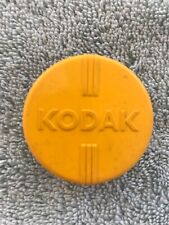 VINTAGE KODAK FILTER SERIES V ADAPTER 23MM AND 2 MOVIE FILM PROCESSING CANS