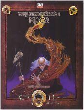 CITY SOURCEBOOK #1 NPCS: - d20 Dungeons & Dragons D&D (DM's Aid)